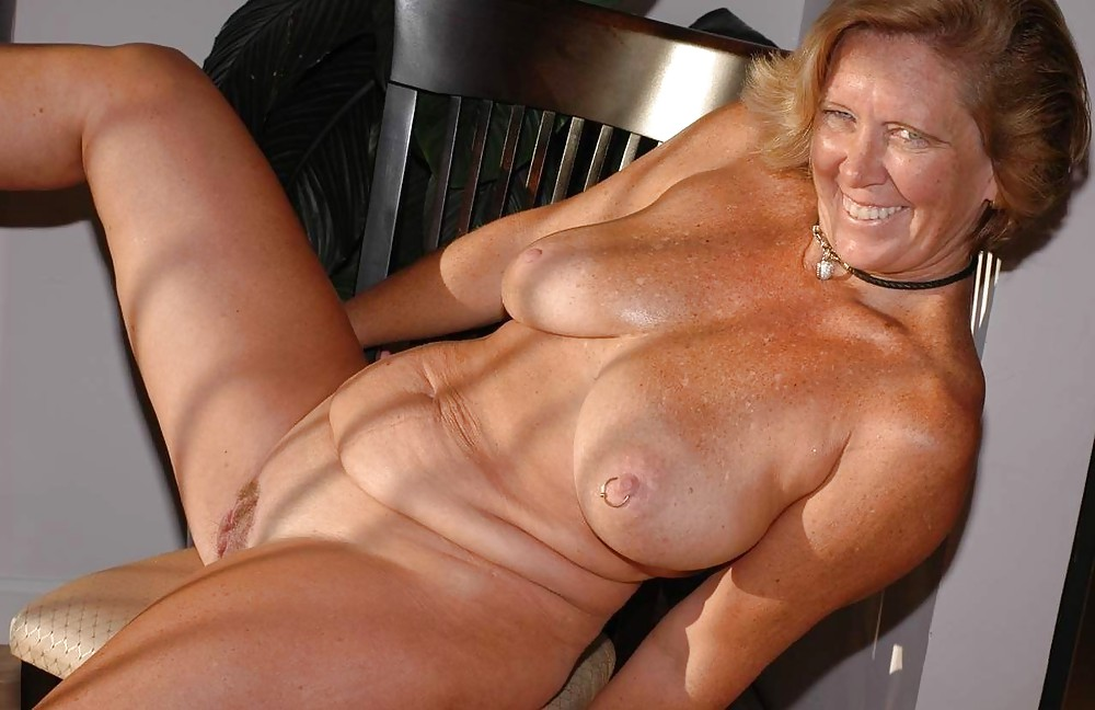 Old Naked Milf