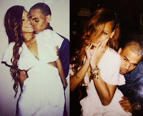 Chris Brown removes duet with Rihanna from his upcoming album