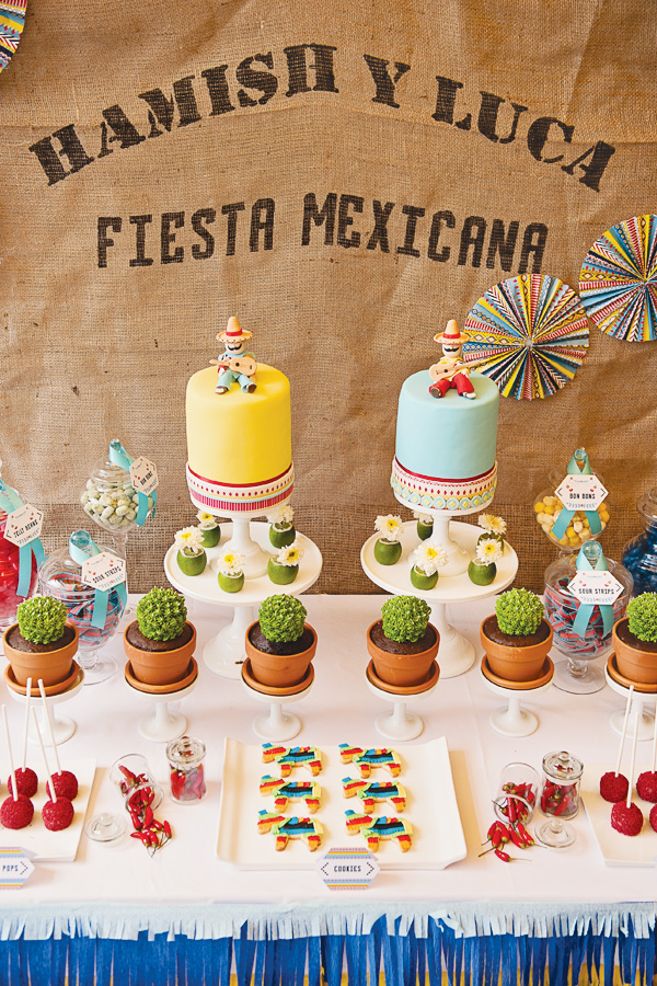 Mexican Fiesta Decoration Ideas
