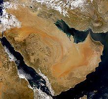 The Arabian Peninsula