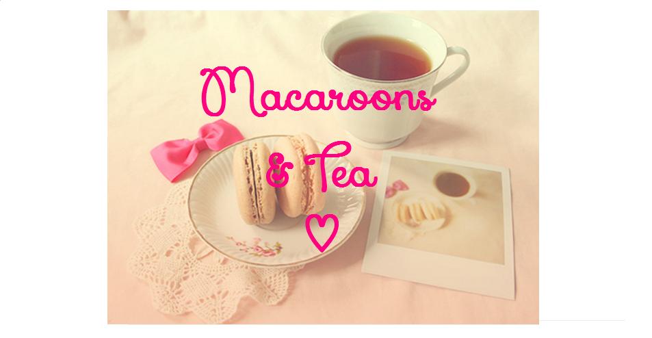 Macaroons&tea