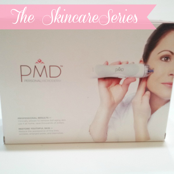 PMD Review {Personal Microdermabrasion}