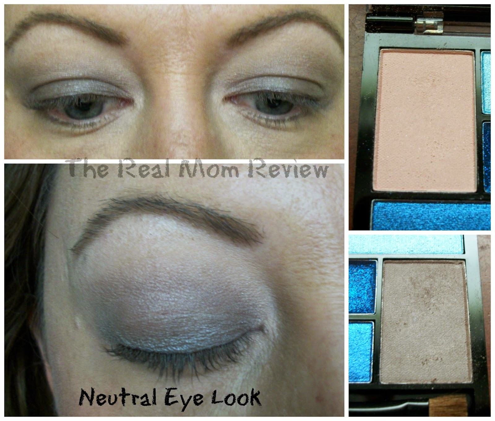Neutral Eye with Up All Night Collection