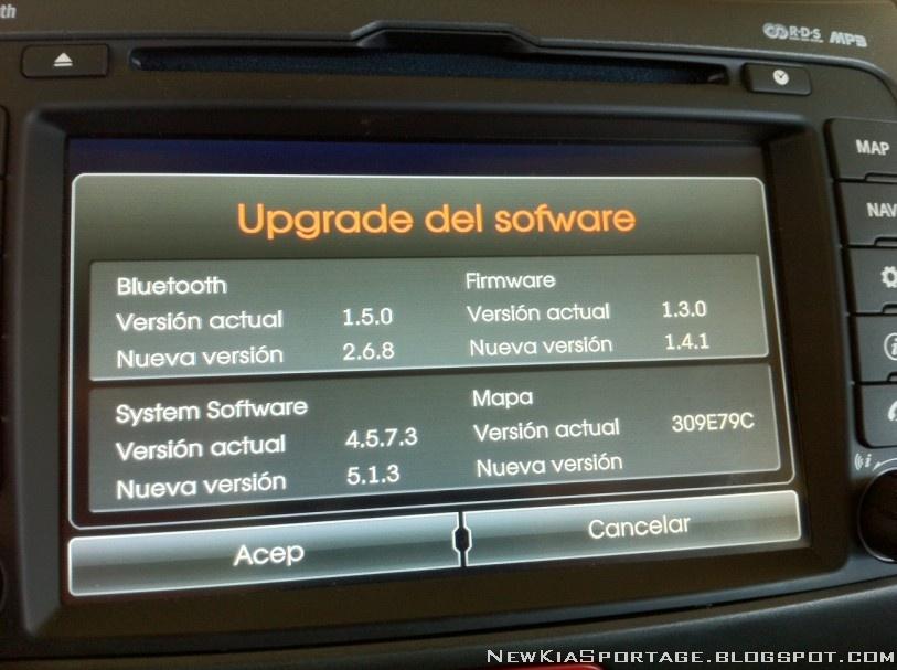 Actualización del Navegador : Nuevo Firmware 5.1.3