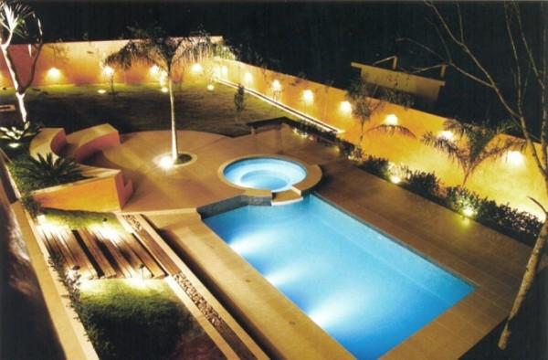 iluminacao de jardim fotos:Ajudalar S/A: Iluminação interna – externa – jardim – Joinville