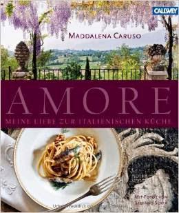 Maddalena Caruso, Amore