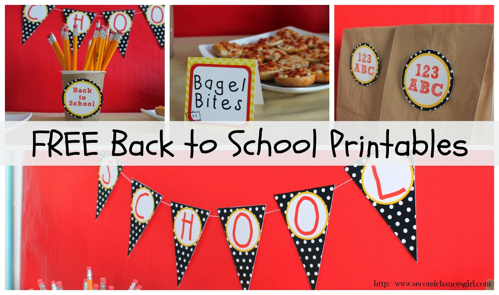 FREE Back to School Printables #AfterSchoolSnacks #shop