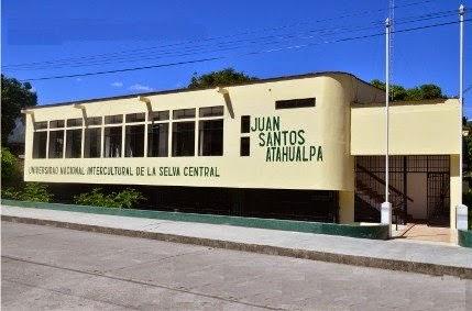 Universidad Nacional Intercultural de la Selva Central Juan Santos Atahualpa - UNISCJSA