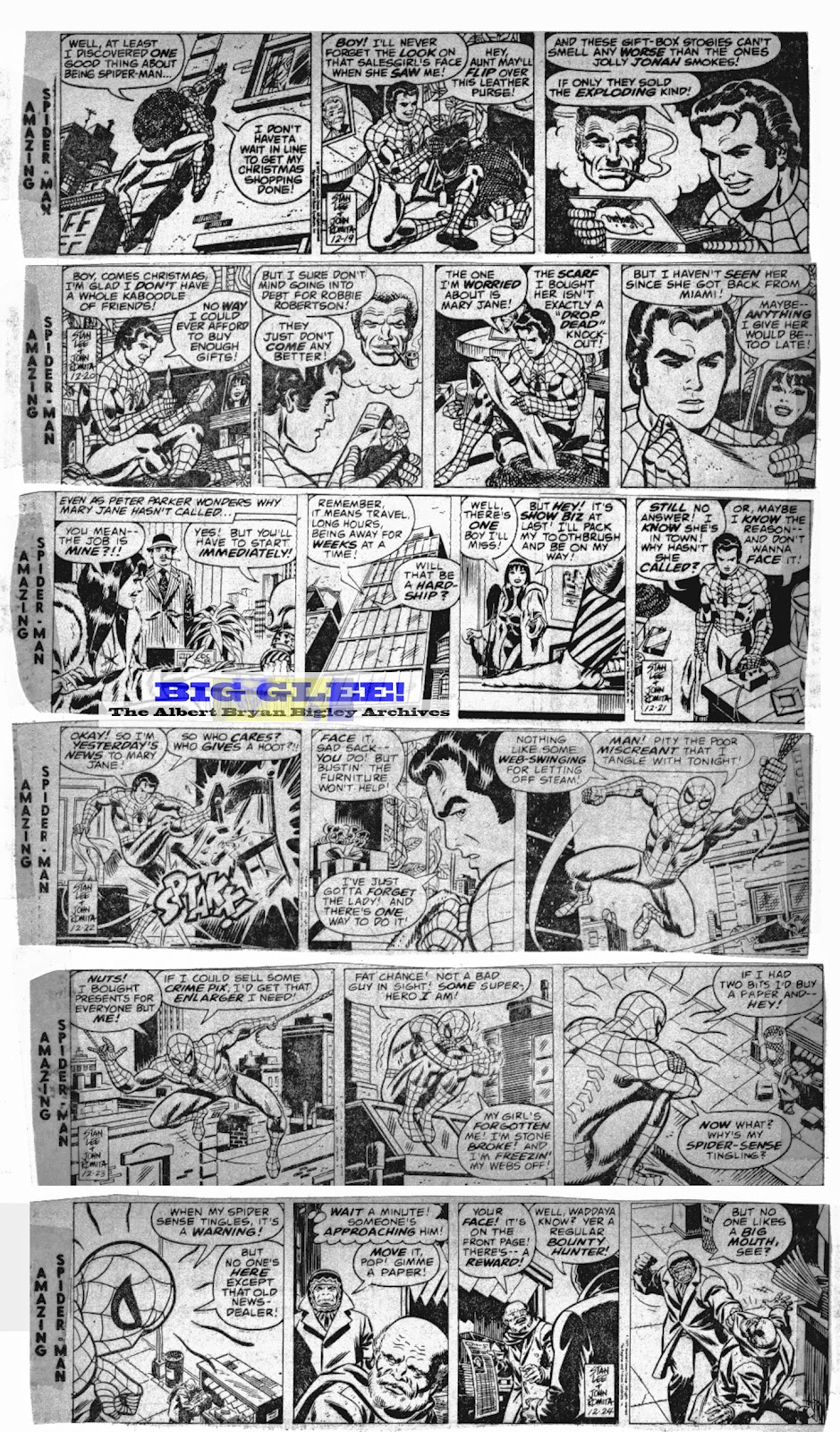 Newspaper Comics - ComicStripFancom