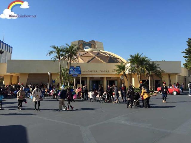 Tokyo Disneyland Monster's Inc