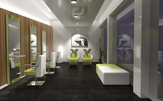 Estetica parrucchieri solarium illuminazione: come arredare un