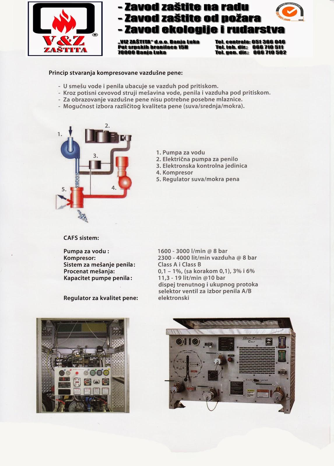 Usluge pravljenja idejnih rješenja i izrade glavnog projekta, preko isporuke opreme, montaže i puštanja u rad. vatrodojavnih sistema, protivprovale, kontrole pristupa, video nadzora, detekcije tehničkih gasova, sistema za automatsko gašenje požara, sistemi za glasovno uzbunjivanje, management sistema tehničke zaštite, sistemi bolničke signalizacije, sistema tehničke zaštite prema zahtjevu kupca i ostalih sistema protiv požarne zaštite