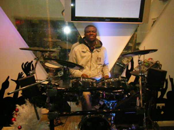 be a professional drummer in 3 months