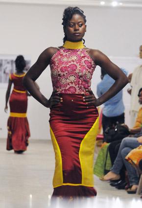 Daniella Ovono ( Sénégal-Gabon)
