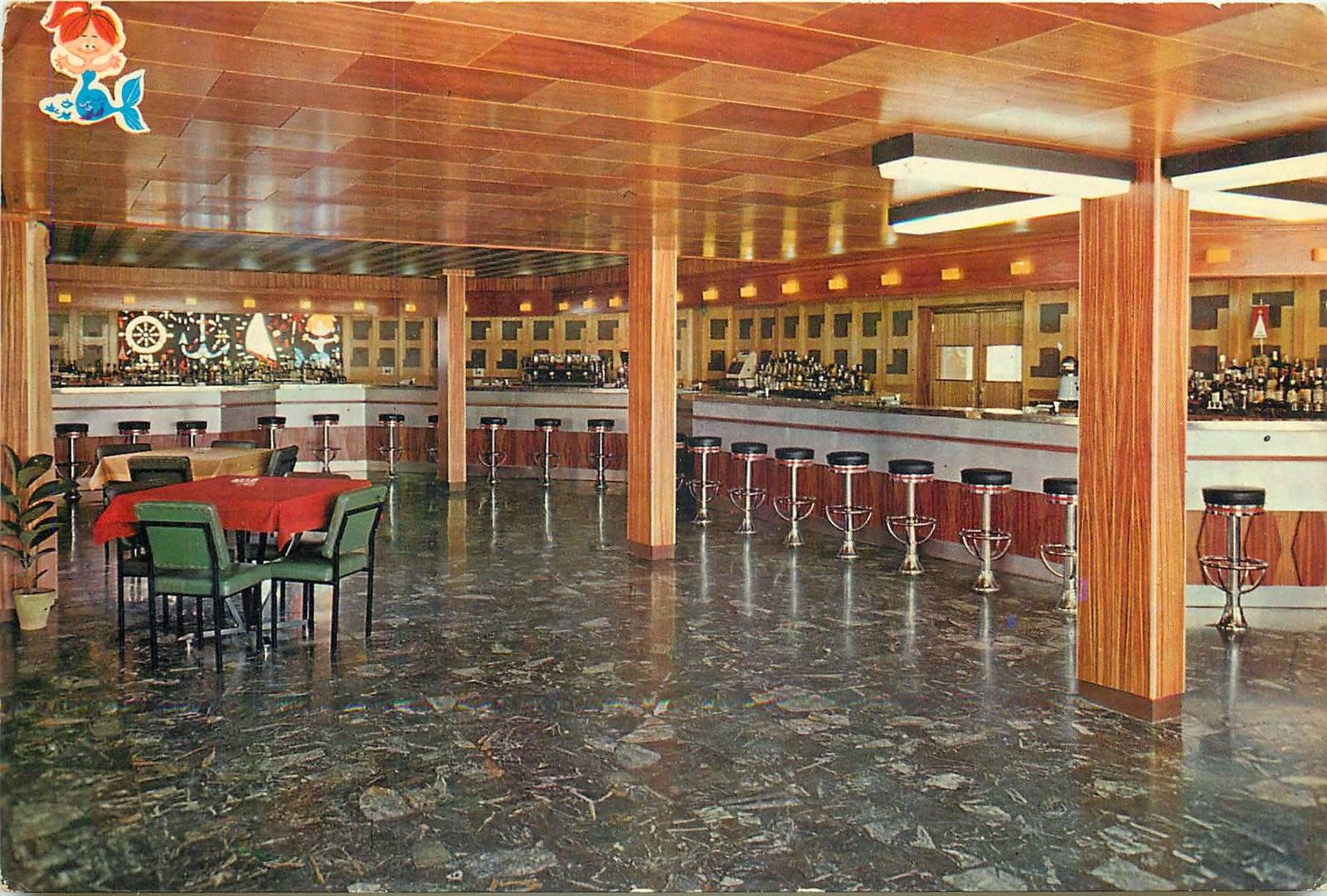 Cafeteria del Mar de Cristal