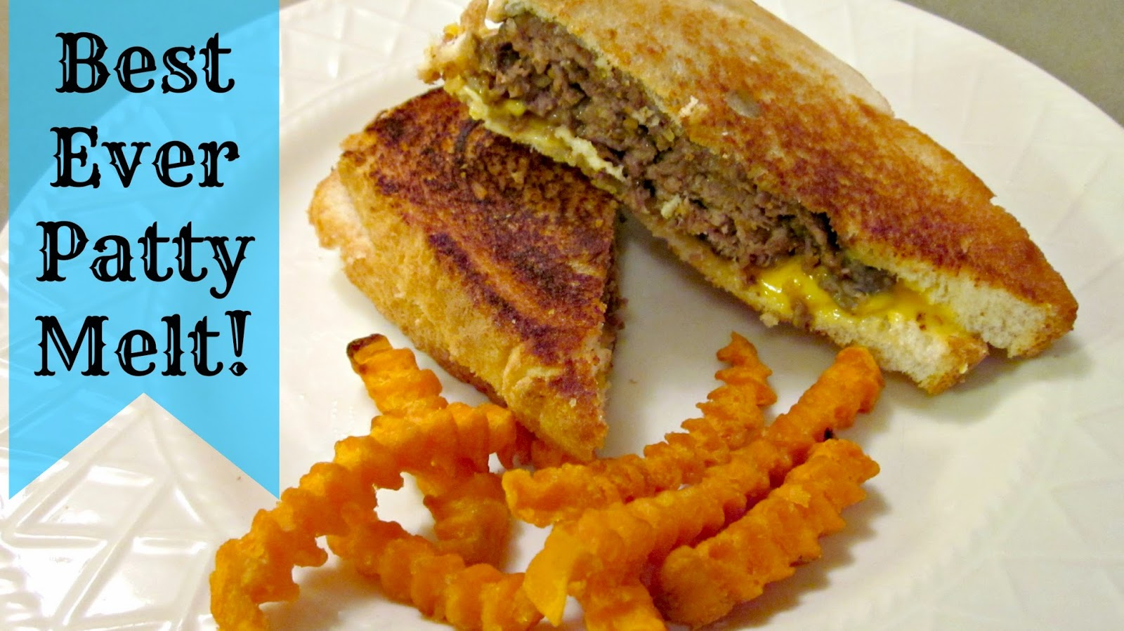 Patty Melt Recipe,
