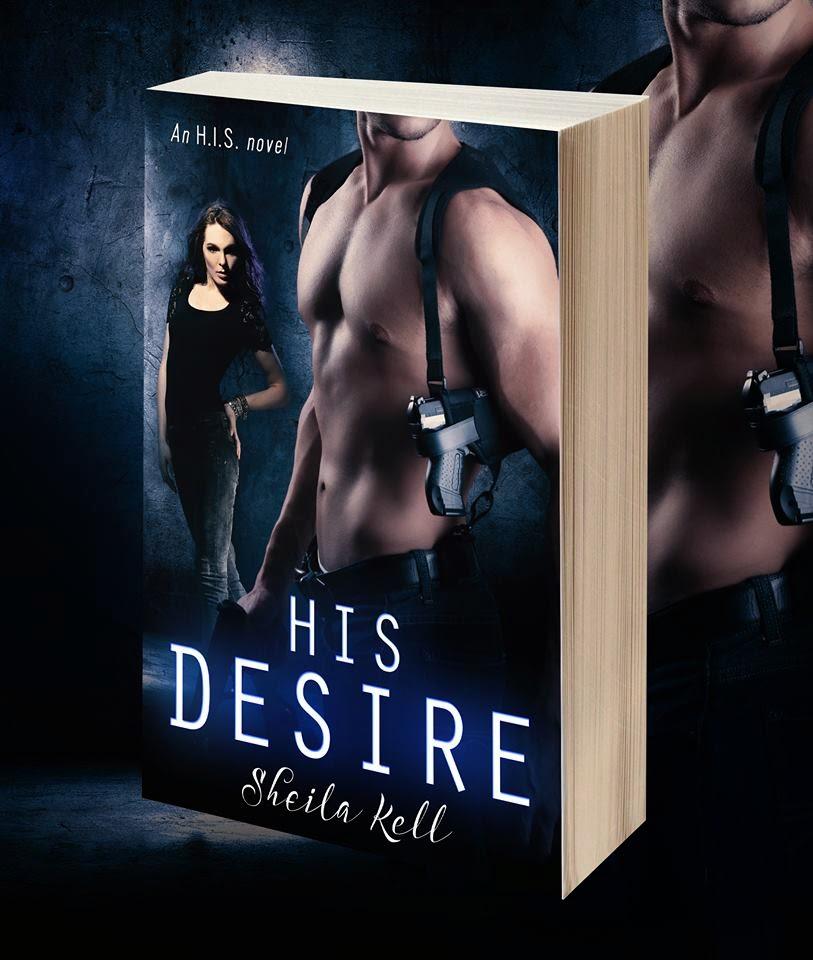 His Desire cover