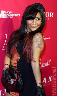 snooki tattoo