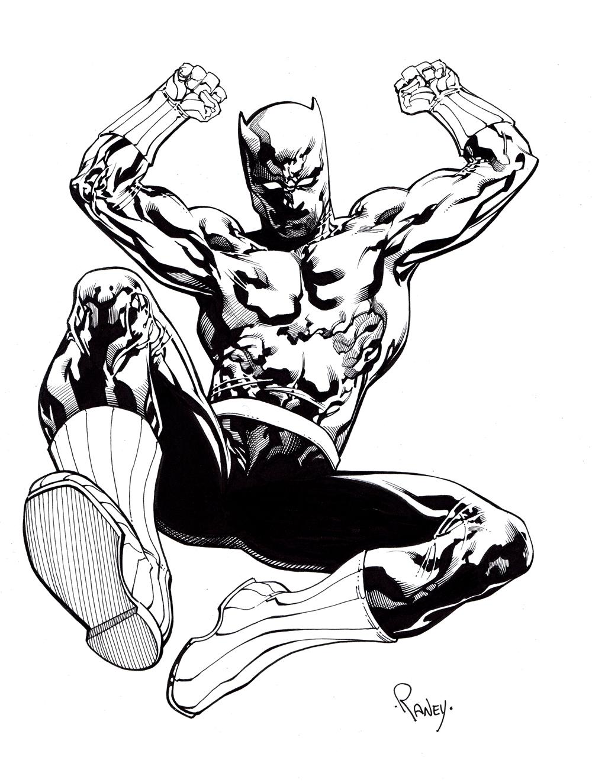 Tom Raney Black Panther