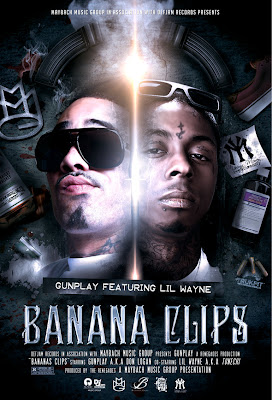 banana clips gunplay feat lil wayne cover