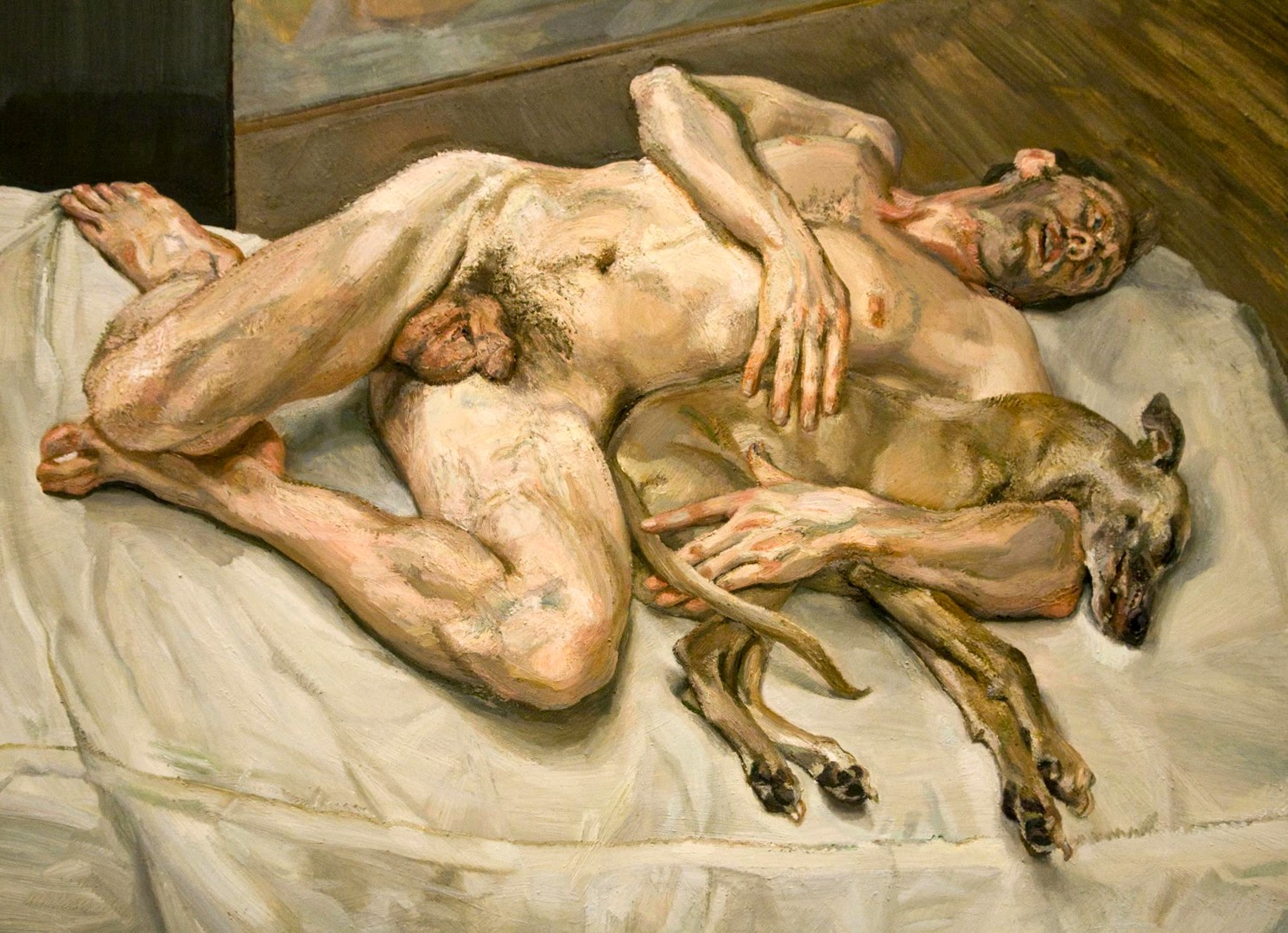 Desnudo Artístico I
