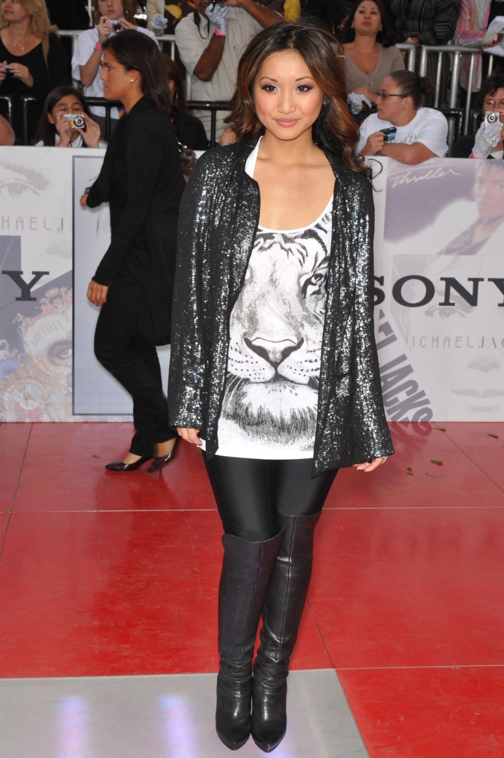 Boot Nation Celebrity Boot Month Hmong Brenda Song