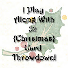 New Christmas card challenge blog