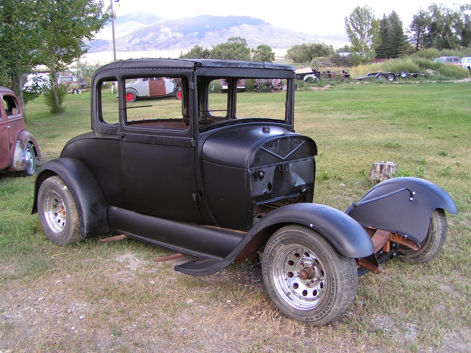 Reel Rods Inc.: FOR SALE: 1928 Ford Model A Special Coupe SOLD SOLD SOLD