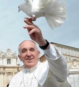 Tweets del Papa Francisco