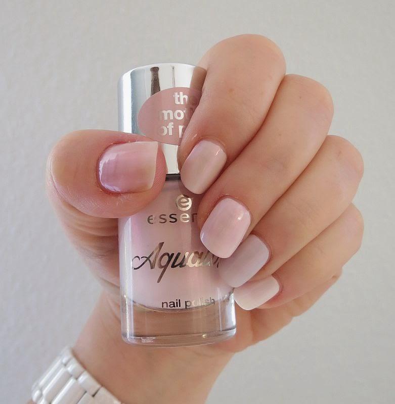 Nagellack und Mehr..: Essence Aquatix Pearls are a girl`s ...