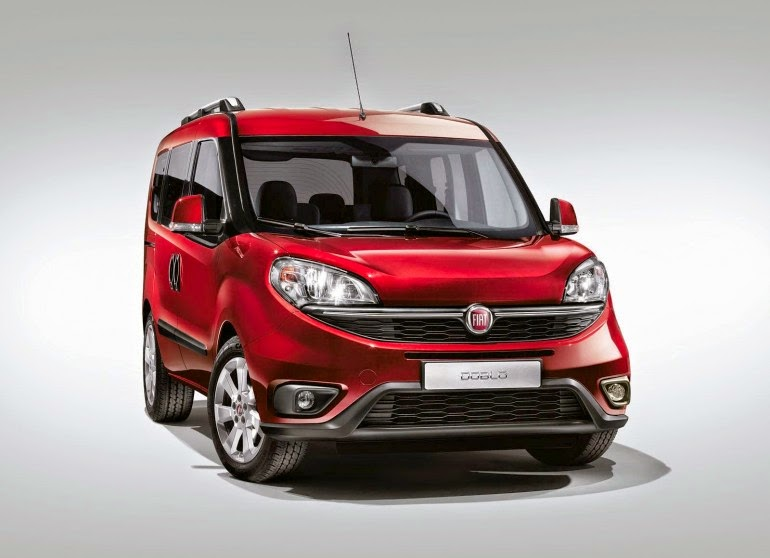 коммерческие автомобили Fiat (новинки)