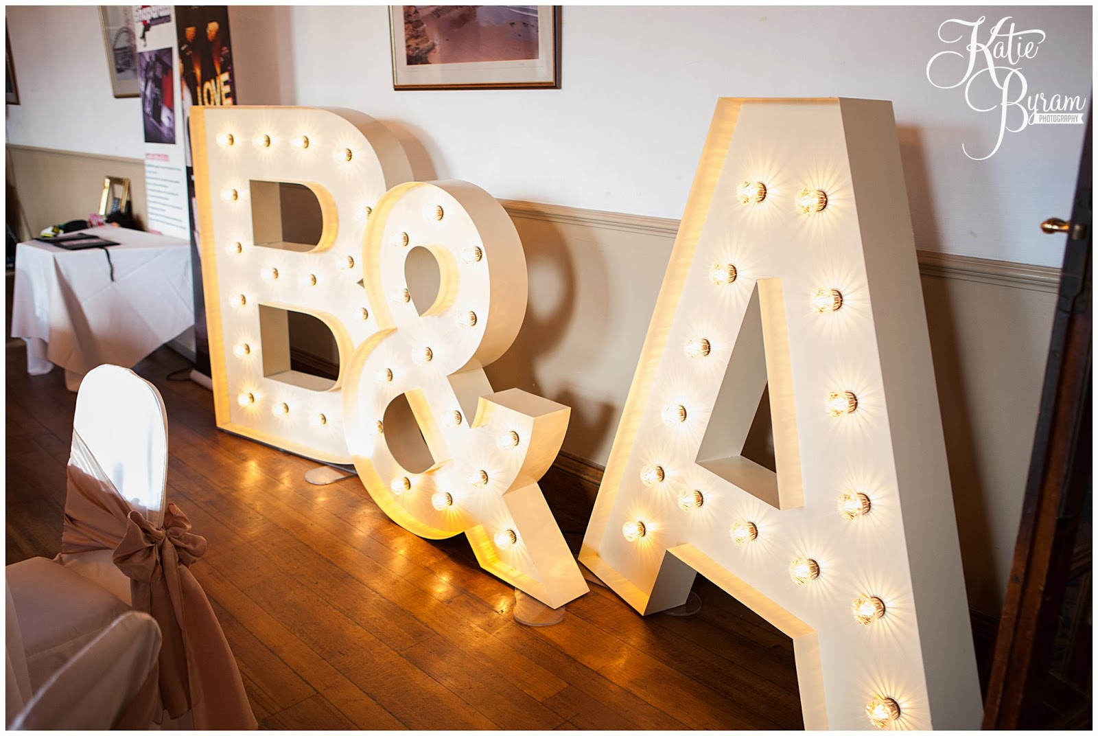 coco luminaire, light up letters wedding, kirkley hall wedding fair, kirkley hall wedding, kirkley hall wedding showcase, katie byram photography, by wendy stationery, floral quarter, mark deeks music, northumberland wedding venue,