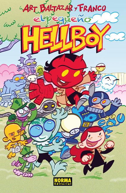 El pequeño Hellboy