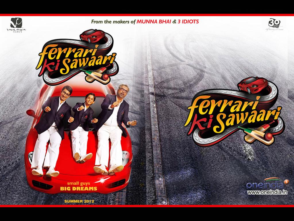 ferrari ki sawaari | confessions of a hindi film addict