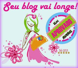 Selinho Blog Adorável