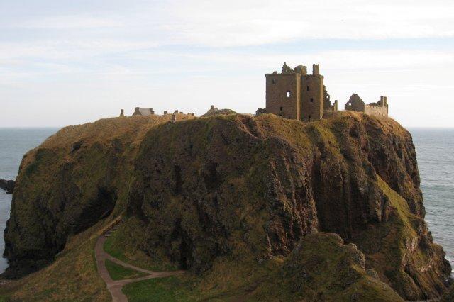 Castillo de Dunnottar, Dunnottar Castle