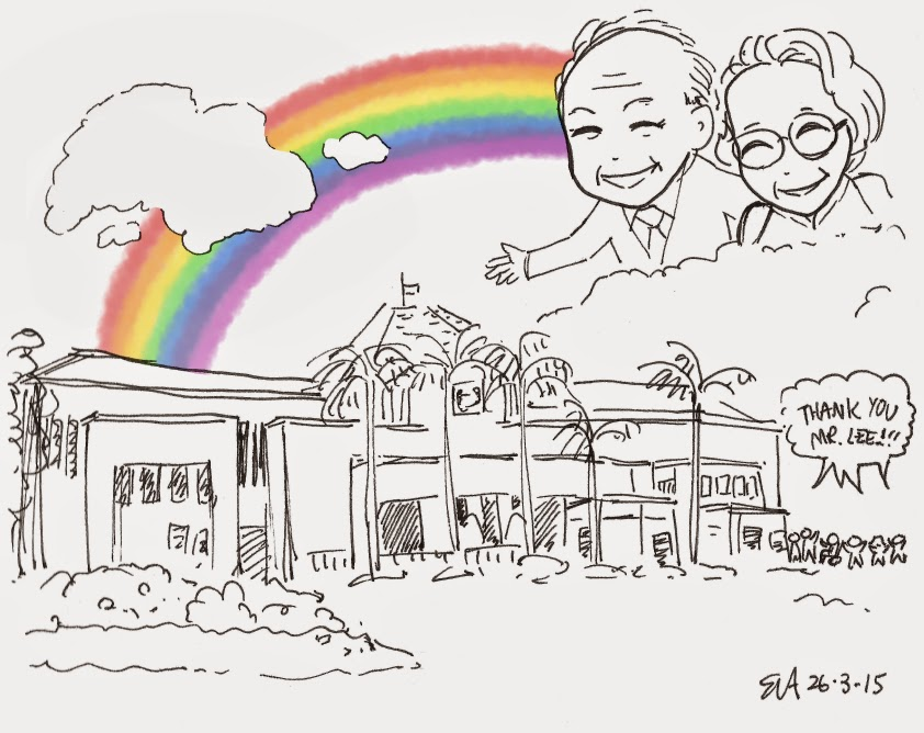lee kuan yew lky rainbow evacomics tribute comics drawing