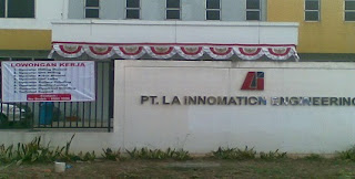 PT LA Innomation Engineering