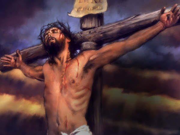 Imagenes De Jesus En La Cruz