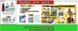 PROMO JUN 2016 - TINGGAL 3 HARI LAGI