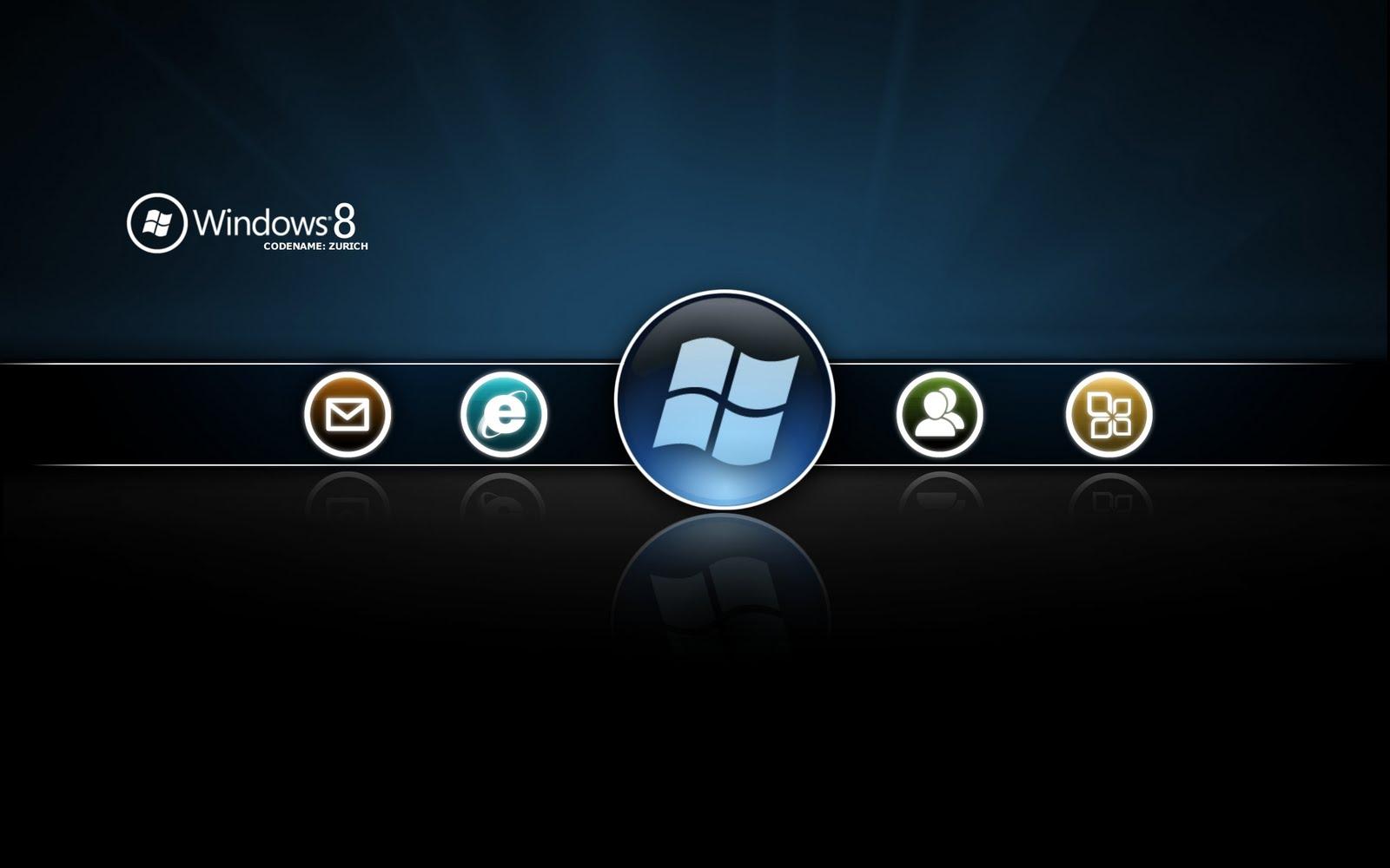 Free Wallpicz Windows 8 Desktop Wallpaper