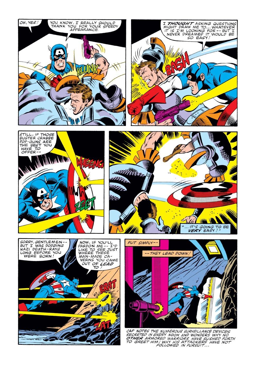 Captain America (1968) Issue #268 #183 - English 15