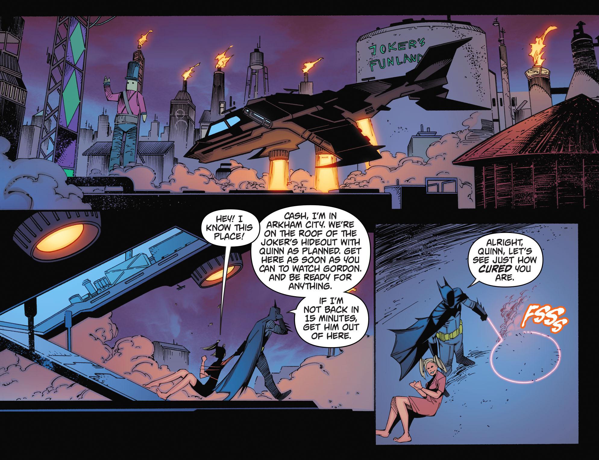 Batman: Arkham Knight [I] Issue #5 #7 - English 14