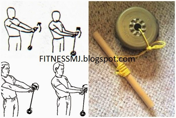 Rope weight lift