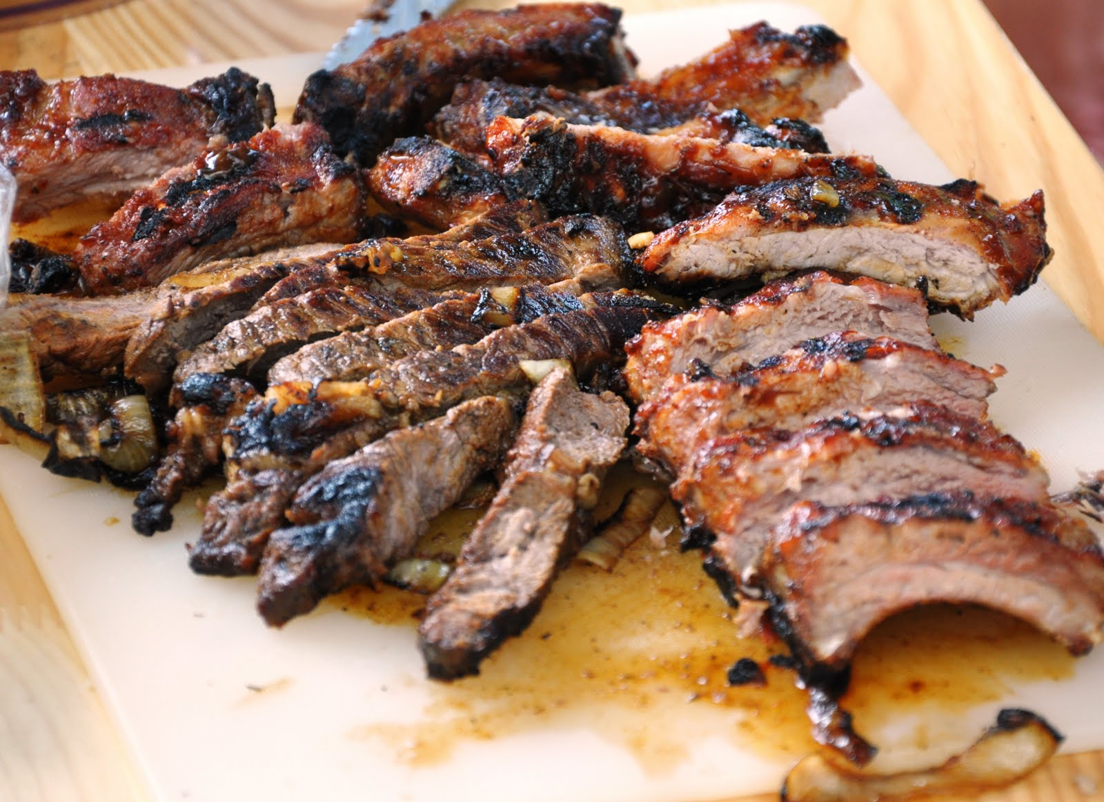 smoky ribs recipe yummly smoky beef kansas city sweet and smoky ribs ...