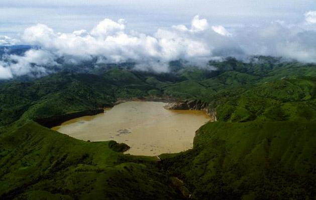 Nyos Lake, Danau yang Memakan Korban 1800 Jiwa