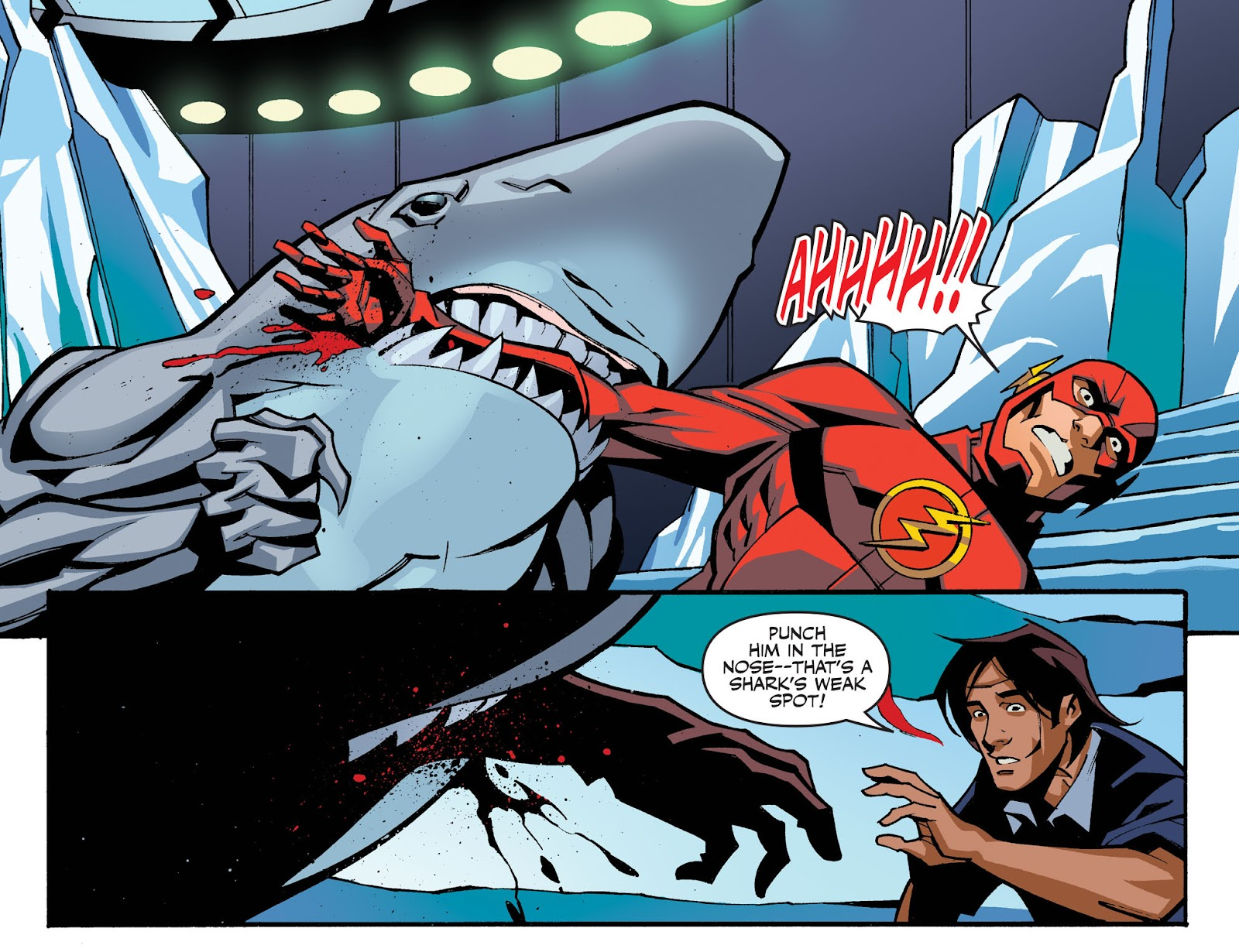 The Flash: Season Zero [I] Issue #13 #13 - English 3