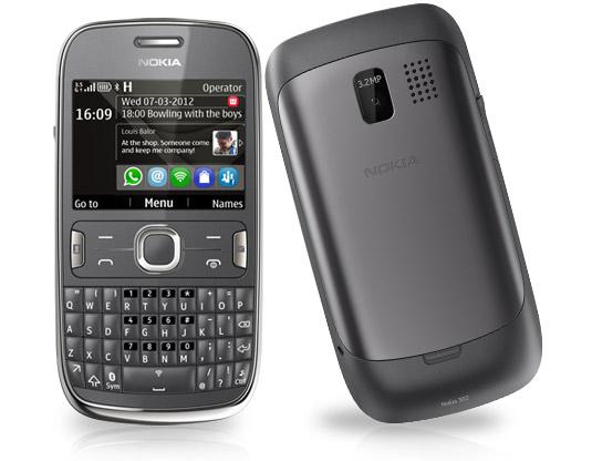 Spesifikasi dan Harga Nokia Asha 302