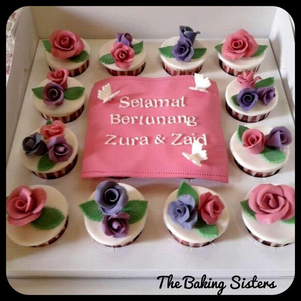 WEDDING CUPCAKE | ♥ The Baking Sisters♥