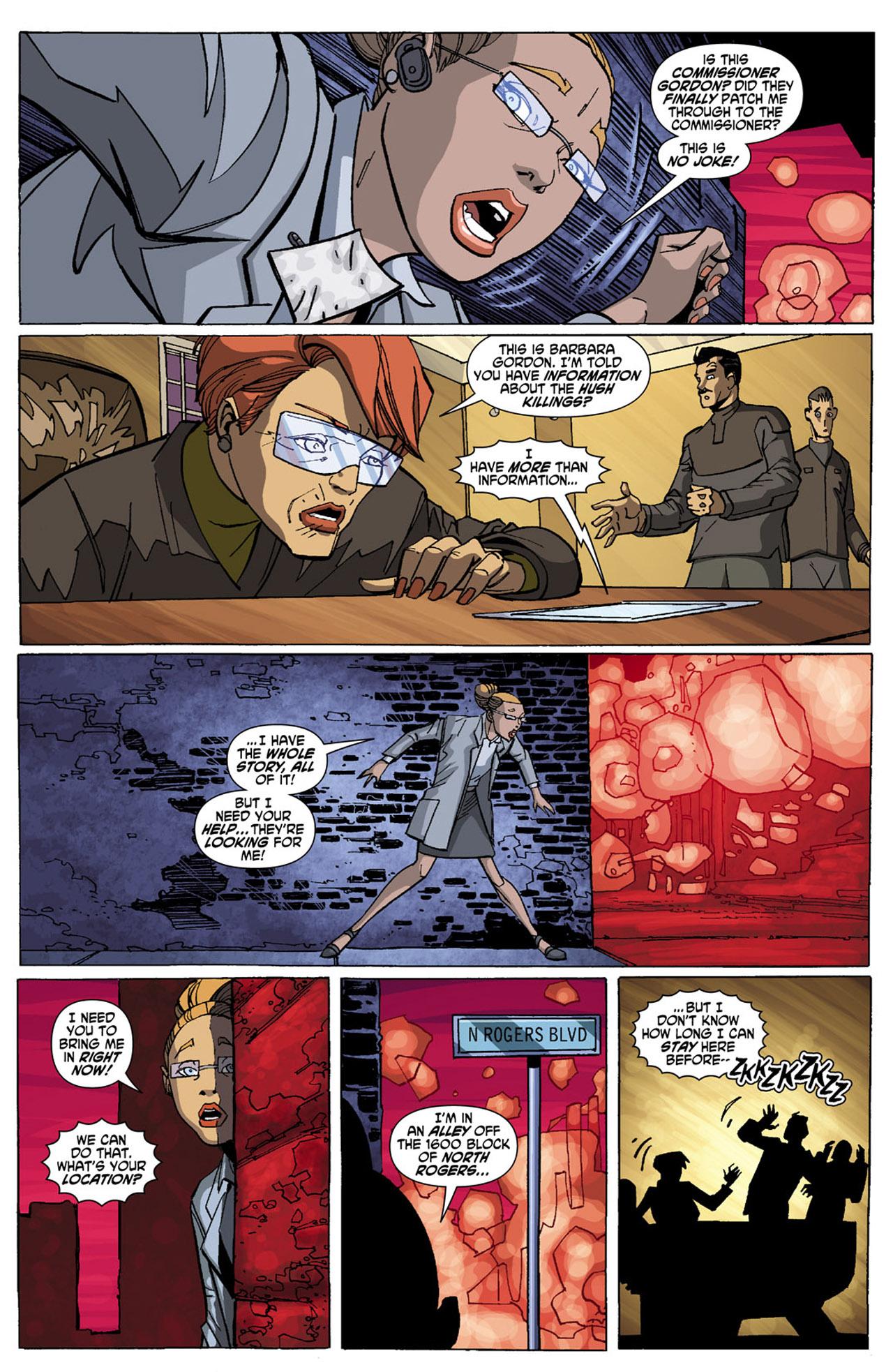 Batman Beyond (2010) Issue #5 #5 - English 2